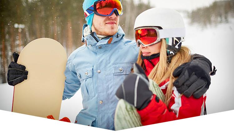Matkailijan Talviopas hiihtokeskus Etelä-Suomi